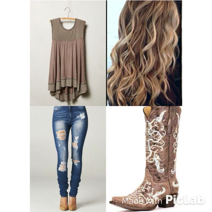 Luke Bryan concert outfit