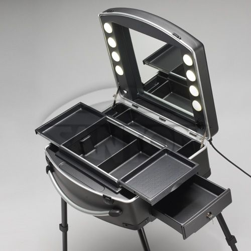 Attractive Portable Make Up Table