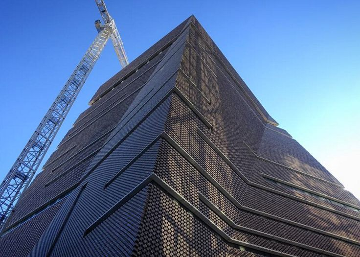 The Tate Modern's new Herzog & de Meuron-designed wing photographed by Mark Pinsent