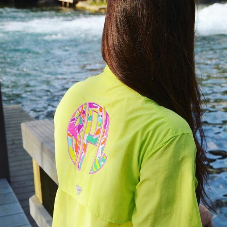 ✨ALL MY LADIES✨ Summer is right around the corner and we have everything you need to fill your summer closet! Click link in bio to #shoptantrum for this Lilly Pulitzer Monogrammed Columbia Fishing Shirts for this and more! 💁🏻