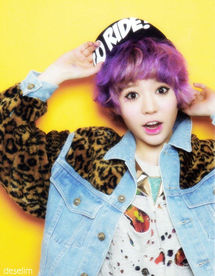 Girls' Generation - I Got A Boy - Sunny