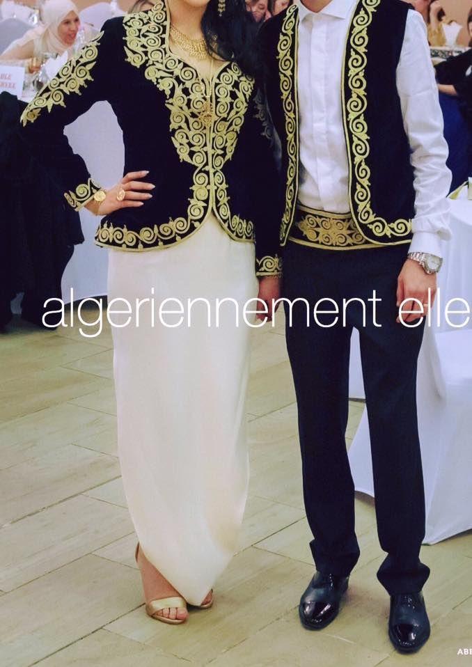 Zoom sur les tenues algeriennes