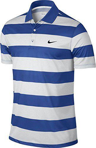 Nike Golf Victory Bold Stripe Polo (Game Royal/Black) XL - http://golf.shopping-craze.com/index.php/2016/06/02/nike-golf-victory-bold-stripe-polo-game-royalblack-xl/