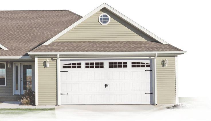CHI garage door model 5216
