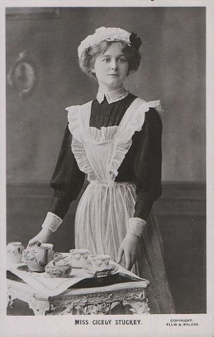 | Victorian and Edwardian Maids – Photographs