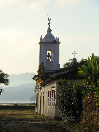 Paraty, Brazil #travel