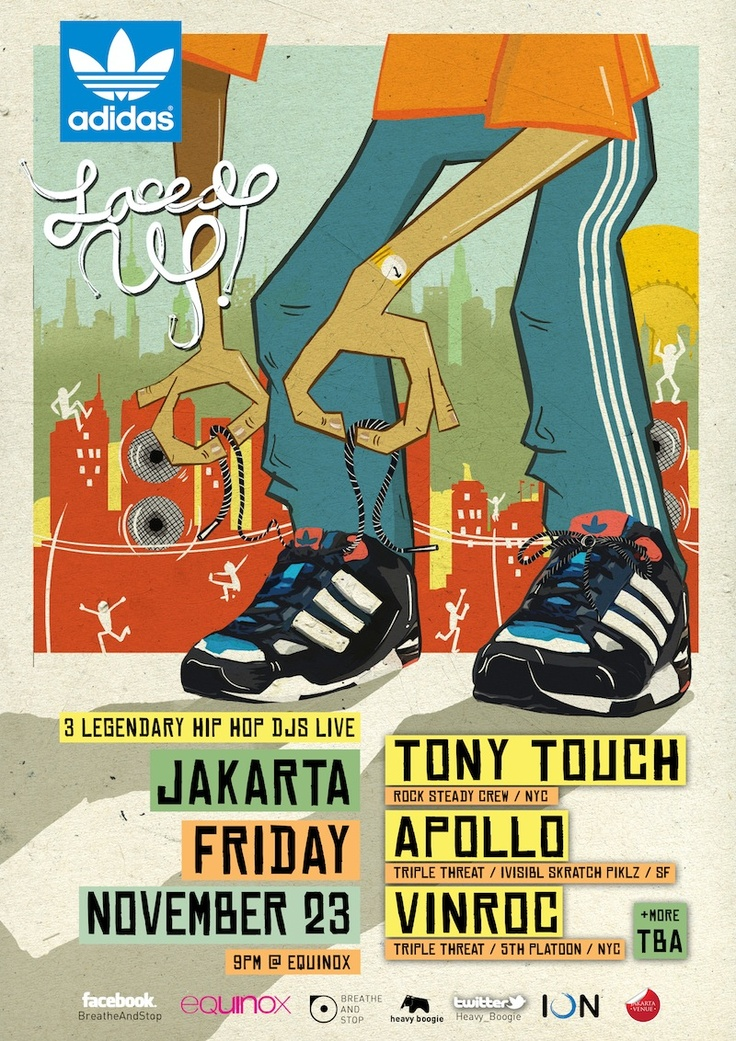 """Laced Up"" Tour 2012"