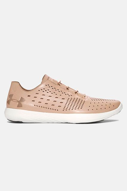 These Are The 10 Most Popular Brands For New York Women #refinery29  http://www.refinery29.com/2016/11/129129/nyc-most-popular-clothing-brands#slide-9  If loud sneakers aren't your thing, this minimalist version is a dream.UA Precision Low Women's Studio Shoes, $99.99, available at Under Armour....