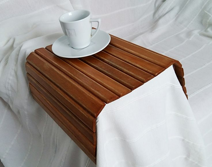 Flexible Tray Or Sofa Bed, Wooden Tray, Wooden TV Tray, Wooden Coffee Table