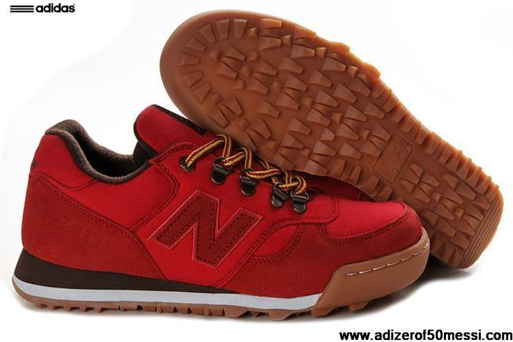 2013 New Balance NB H710LORD low Fire Red For Men shoes Soccer Boots For Sale