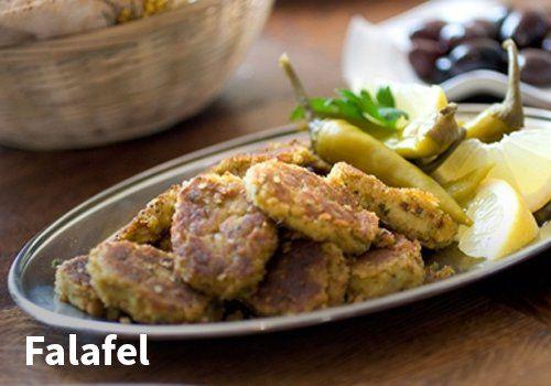 Falafel Resepti: Arla #kauppahalli24 #ruoka #resepti #falafel