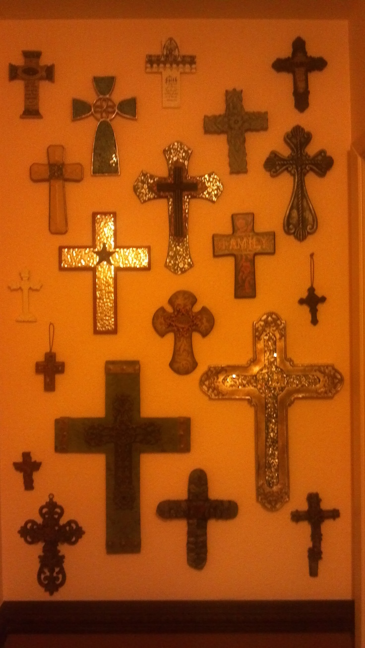 148 best wall cross walls images on pinterest and then cross my cross wall amipublicfo Image collections