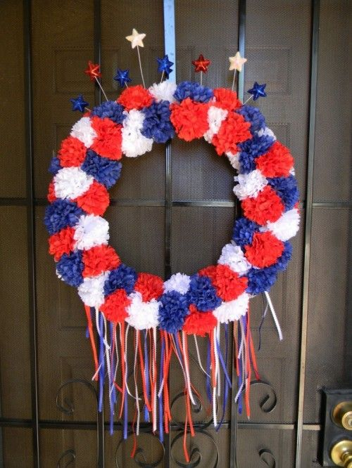 diy 4th of july centerpieces