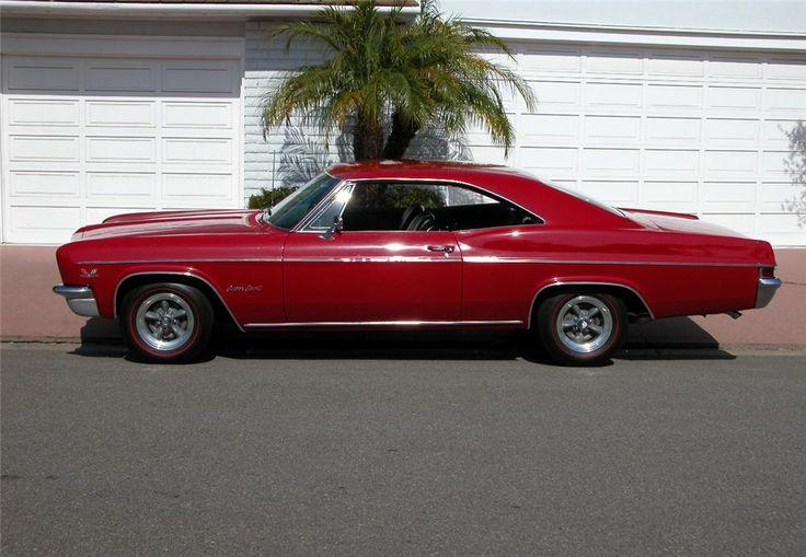 1966 Impala SS for Sale | 1966 CHEVROLET IMPALA SS Lot 656 | Barrett-Jackson Auction Company