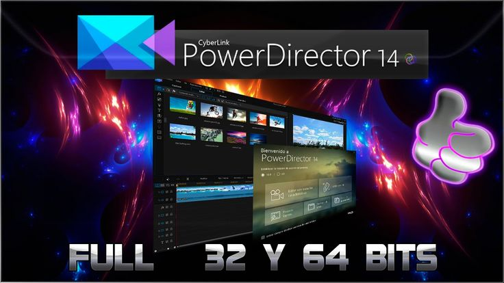 Descargar PowerDirector 14 Ultimate (Sin Marca De Agua) Full 32 y 64 bit...