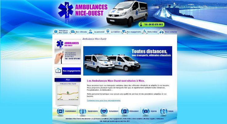 Ambulances sud ouest