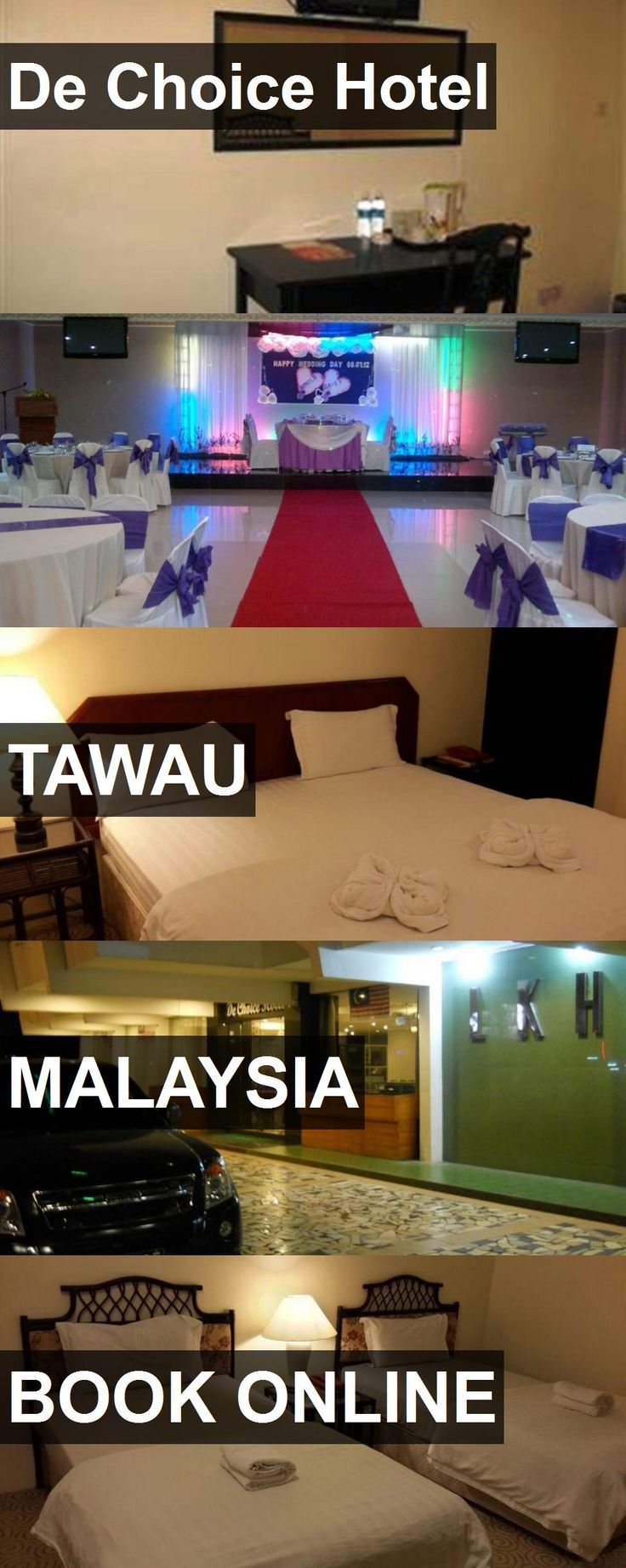 Hotel De Choice Hotel in Tawau, Malaysia. For more information, photos, reviews and best prices please follow the link. #Malaysia #Tawau #DeChoiceHotel #hotel #travel #vacation