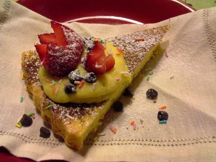 Salviaeramerino blog: Gluten free spongecake