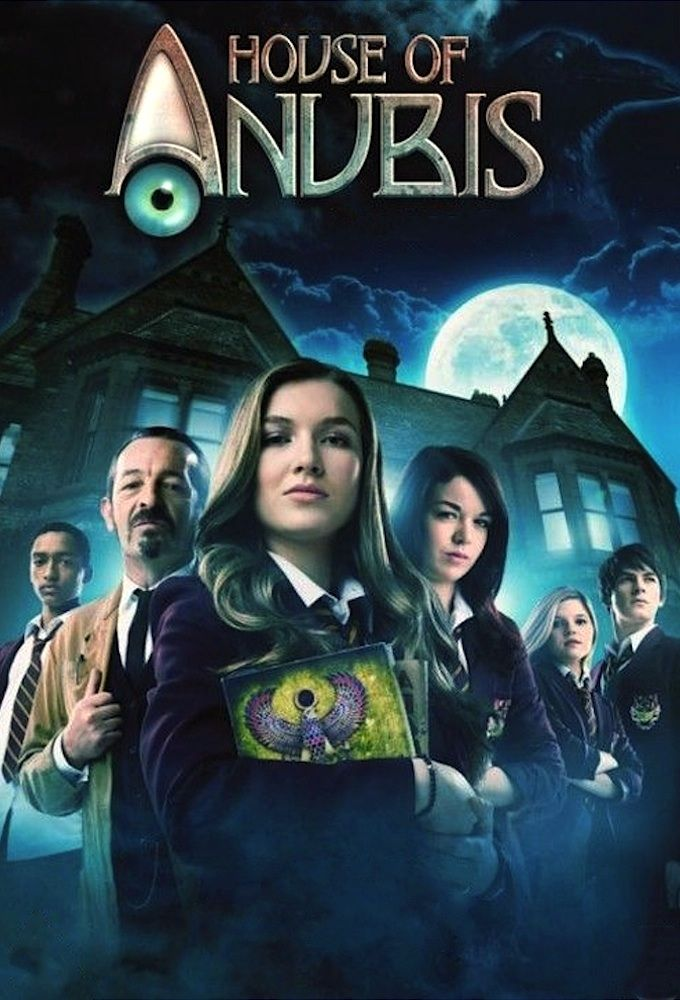 House of Anubis = Greatest Show Ever!!!