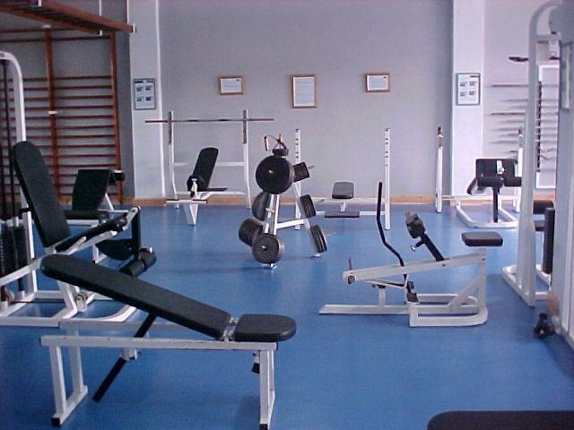 gimnasio moderno en casa - Buscar con Google