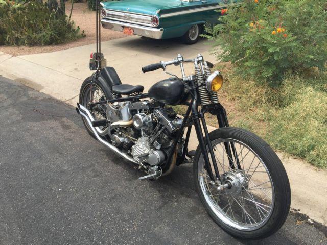 Harley Davidson Panshovel panhead Shovelhead bobber chopper knuckhead flathead
