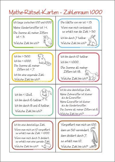 15 besten Mathematisch Bilder auf Pinterest | Grundschulen, 2 ...