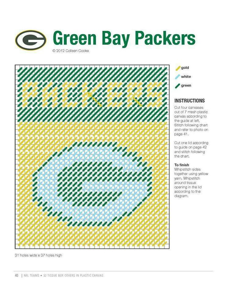Green Bay Packers TBC 2/2