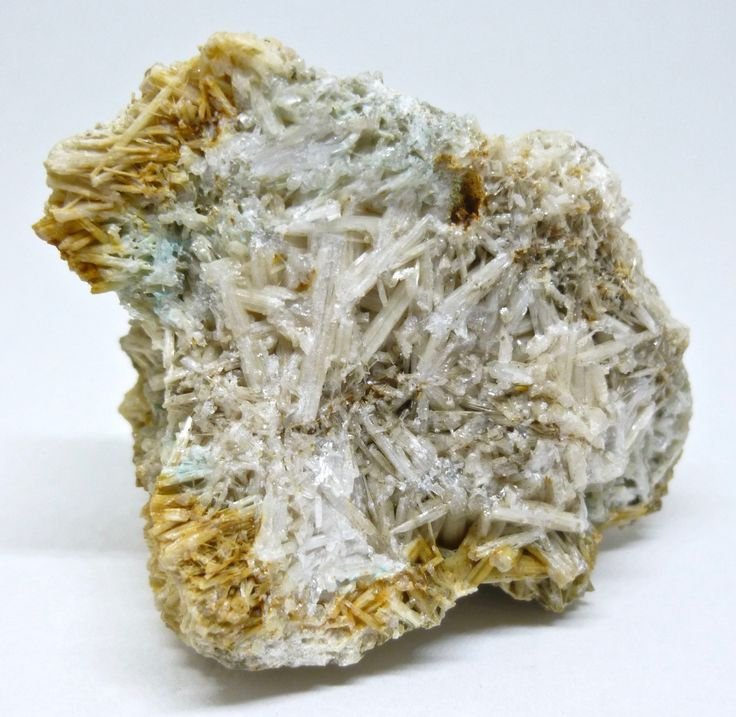 Cerussite Crystals – Tynagh Mine, County Galway, Ireland