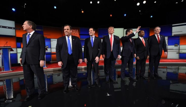 Who won the 6th Republican GOP debate tonight January 14, 2016 #Poll