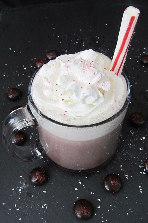 Tequila Mint Hot Chocolate Recipes — Dishmaps