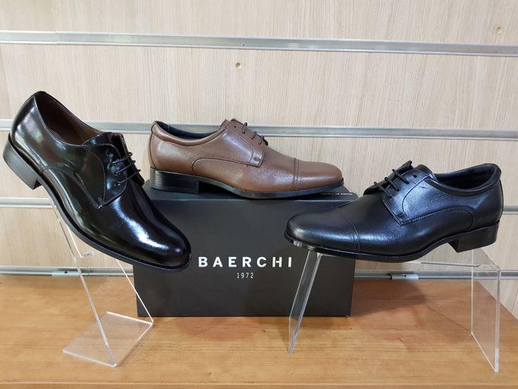 Colección de BAERCHI para hombre tallas 39 a 45.