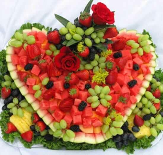 Fruit& watermelon bowl