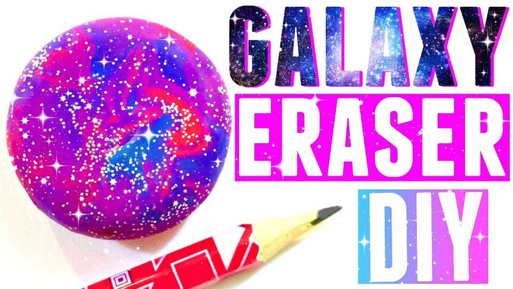 Diy Squishy Eraser : 74 best DIY back to school images on Pinterest Bricolage, Pencil boxes and Pencil cases