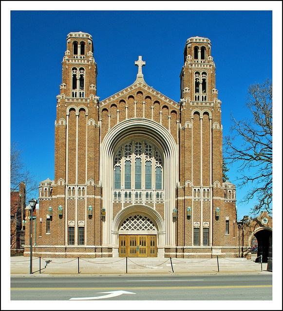 Best Detroit Churches Images On Pinterest Detroit Catholic - Michigan location in usa