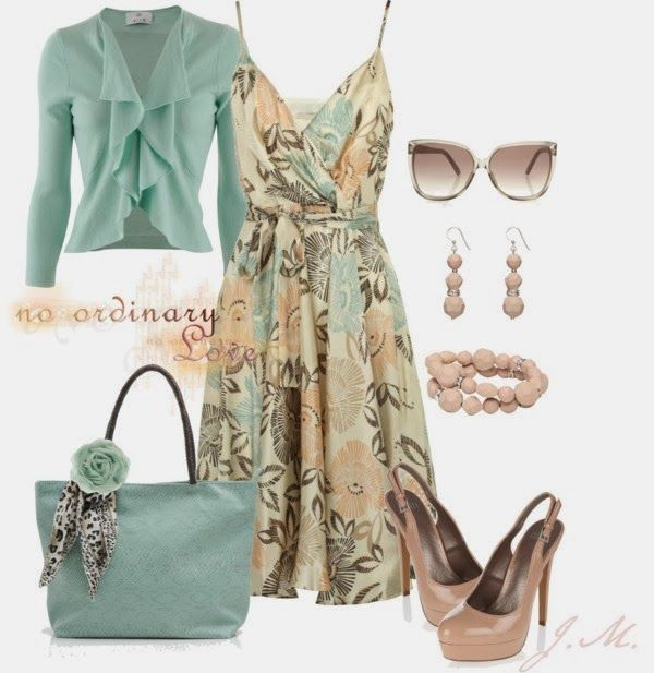 Get Inspired by Fashion: Spring Outfits