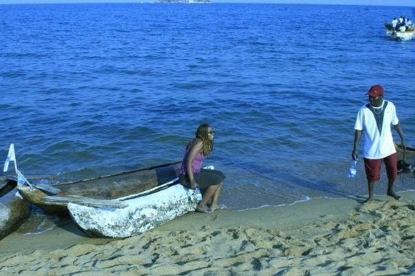 Lake Malawi, Salima, Malawi