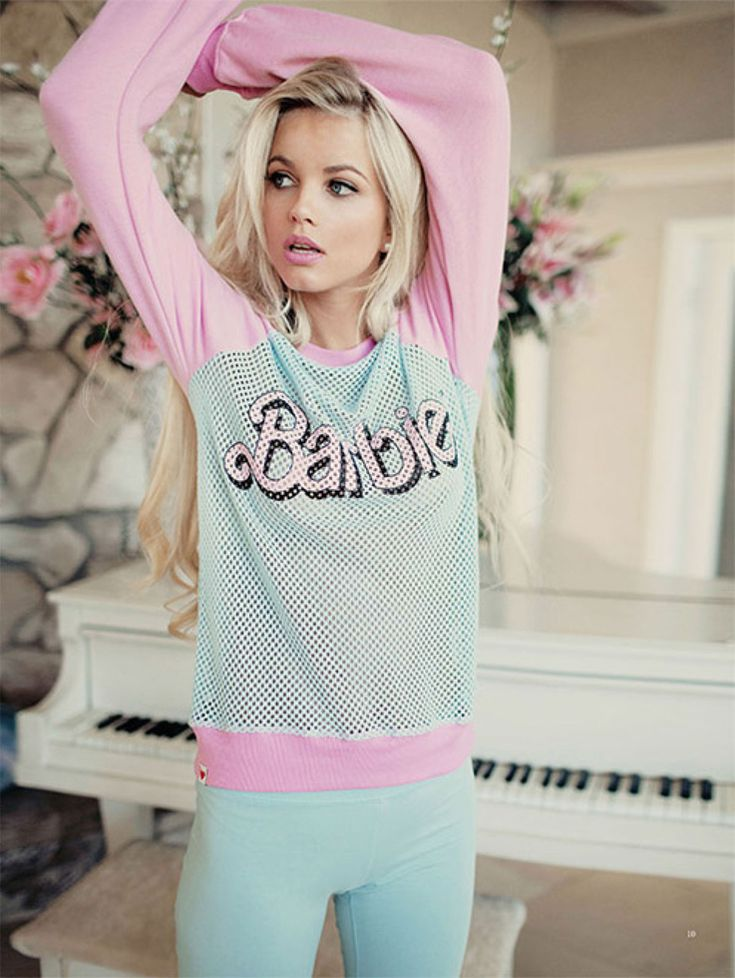 Barbie x Wildfox Fall 2014 ~this is like my favorite thing Ever. Click!