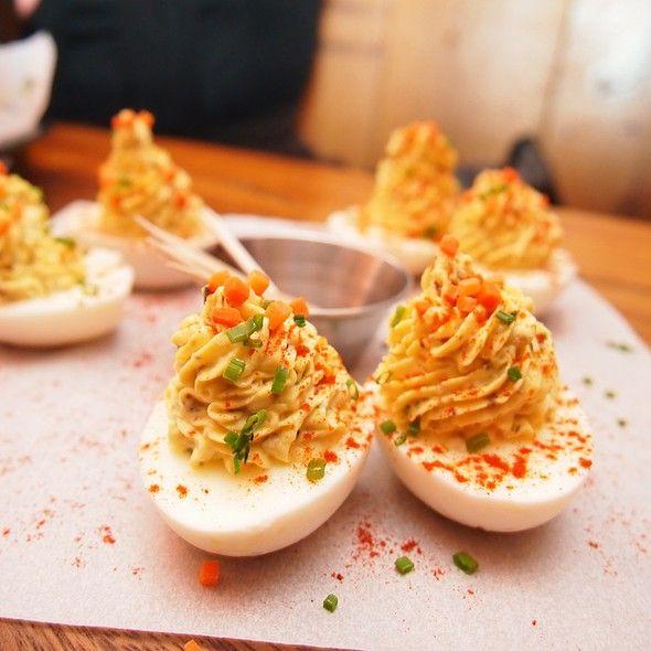 eggs origin restaurant toronto on my kinnd of deviled eggs origin ...