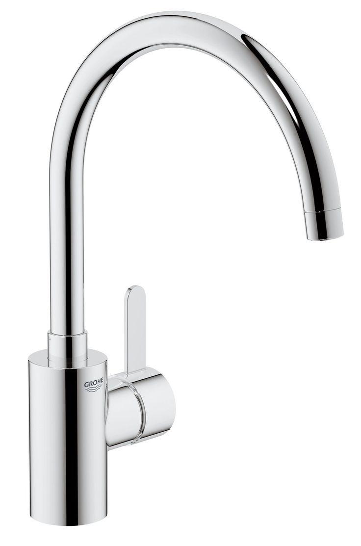 GROHE 32843000 Eurosmart Cosmopolitan Kitchen Tap: Amazon.co.uk: DIY U0026 Tools