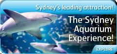 Sydney Aquarium  loved it