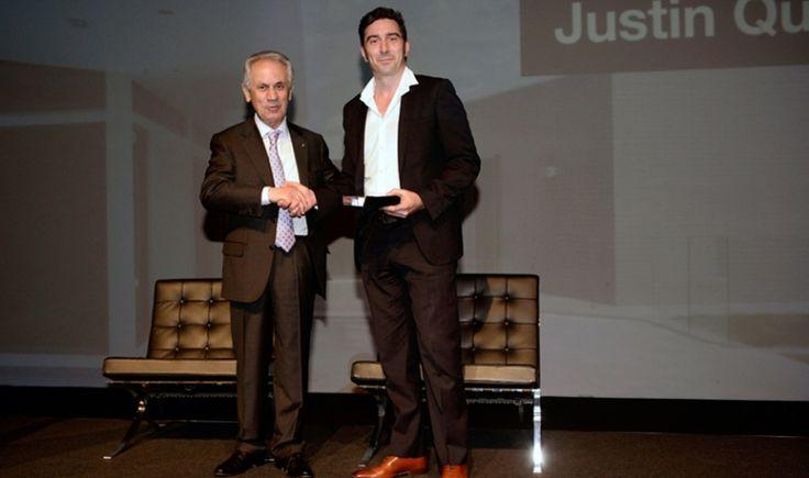 international award winning architects