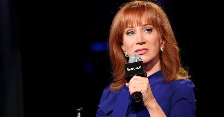On Kathy Griffin, Performative Outrage, and the Relativity of Shame   Teen Vogue