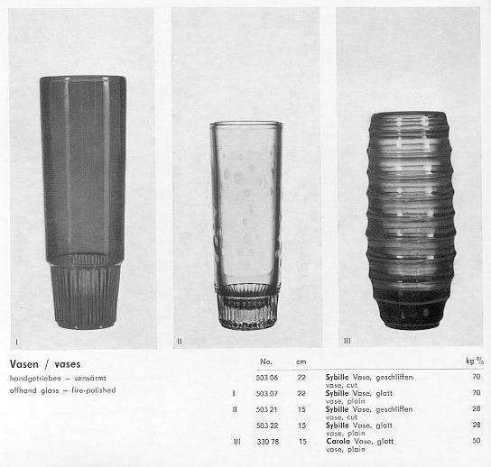"""Lausitzer Glas 1969"""