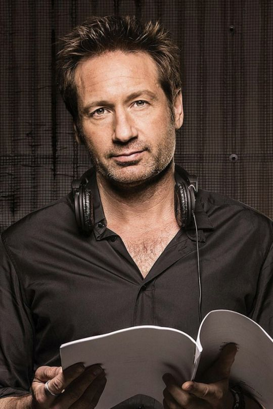 Hank Moody #DavidDuchovny #Californication