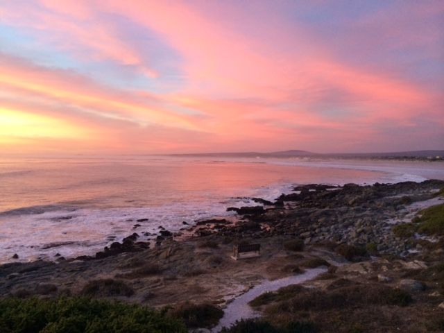 Yzerfontein sunset