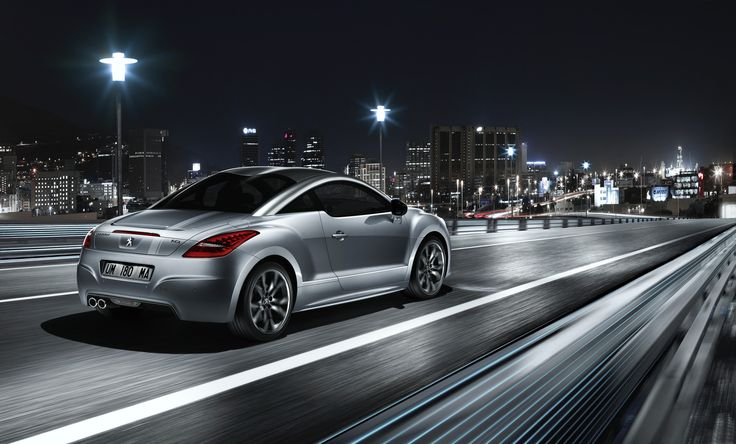 RCZ PEUGEOT NIGHT
