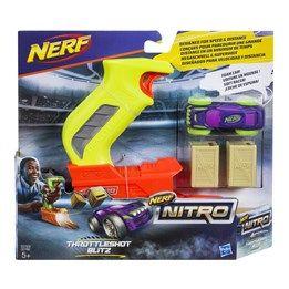 Nerf, Nitro Throttleshot Blitz
