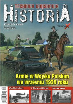 Technika Wojskowa Historia Numer №1 Styczen - Luty 2017