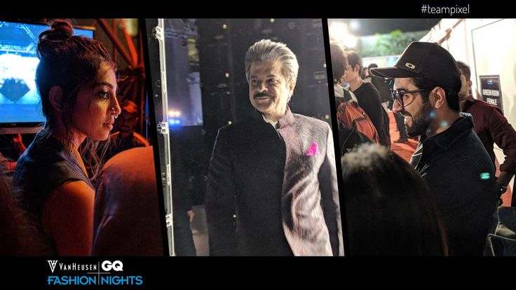 15 candid Bollywood pictures from inside Van Heusen  GQ Fashion Nights
