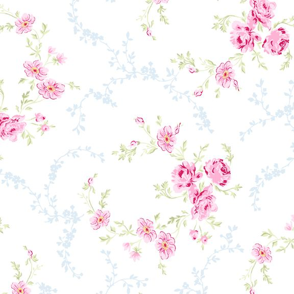 Ballet Rose 922 W by Rachel Ashwell for Treasures by Shabby Chic